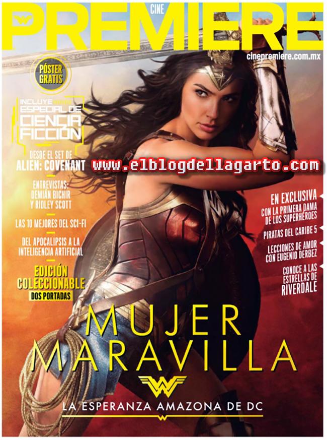 Cine Premiere - Mujer Maravilla
