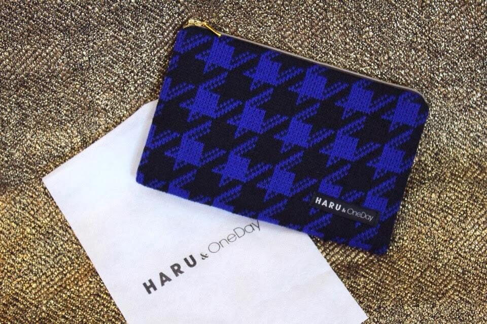 122c9571b HARU & OneDay - POUCH Costo: $617 MXP Fecha de Llegada Aproximada:  10/Marzo/2014