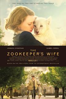 Rekomendasi Film Terbaru Bulan Maret 2017 the zookeeper's wife