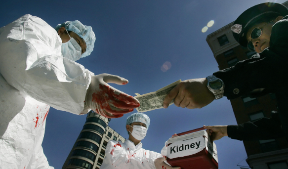 10 Fakta yang Mengerikan Tentang Perdagangan Organ