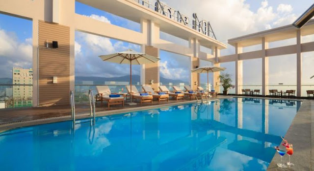 khách sạn đà nẵng ven biển diamond sea