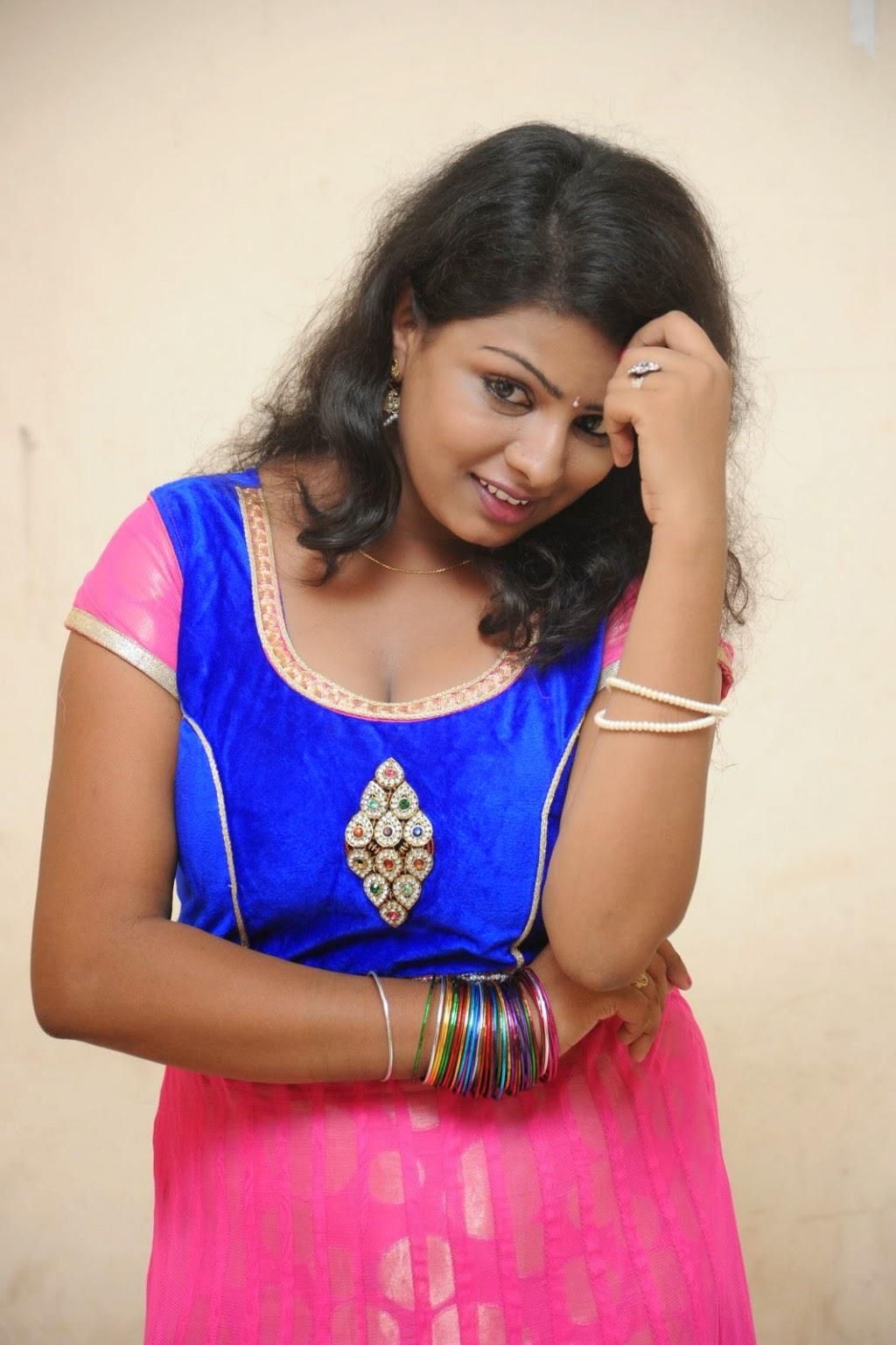 Telugu Actress Sridevi Hot Spicy Stills - Atozcinegallery-4532