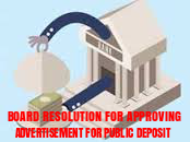 Board-resolution-approving-advertisement-for-public-deposit
