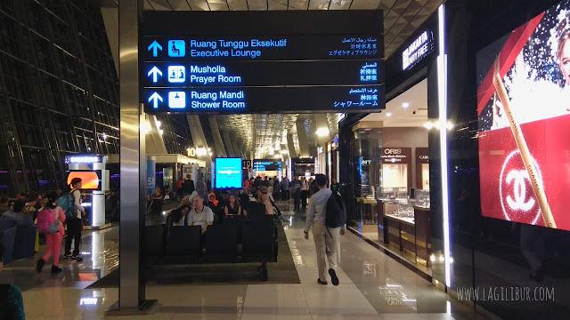 Bandara Soekarno Hatta Jakarta