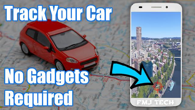 Car Tracking Free