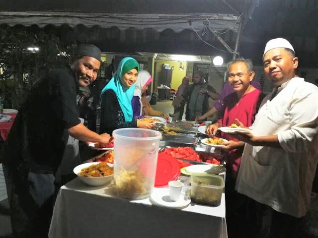 Majlis Sambutan Ramadhan Chengal 3