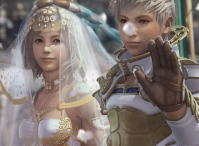 Final Fantasy XII hands on