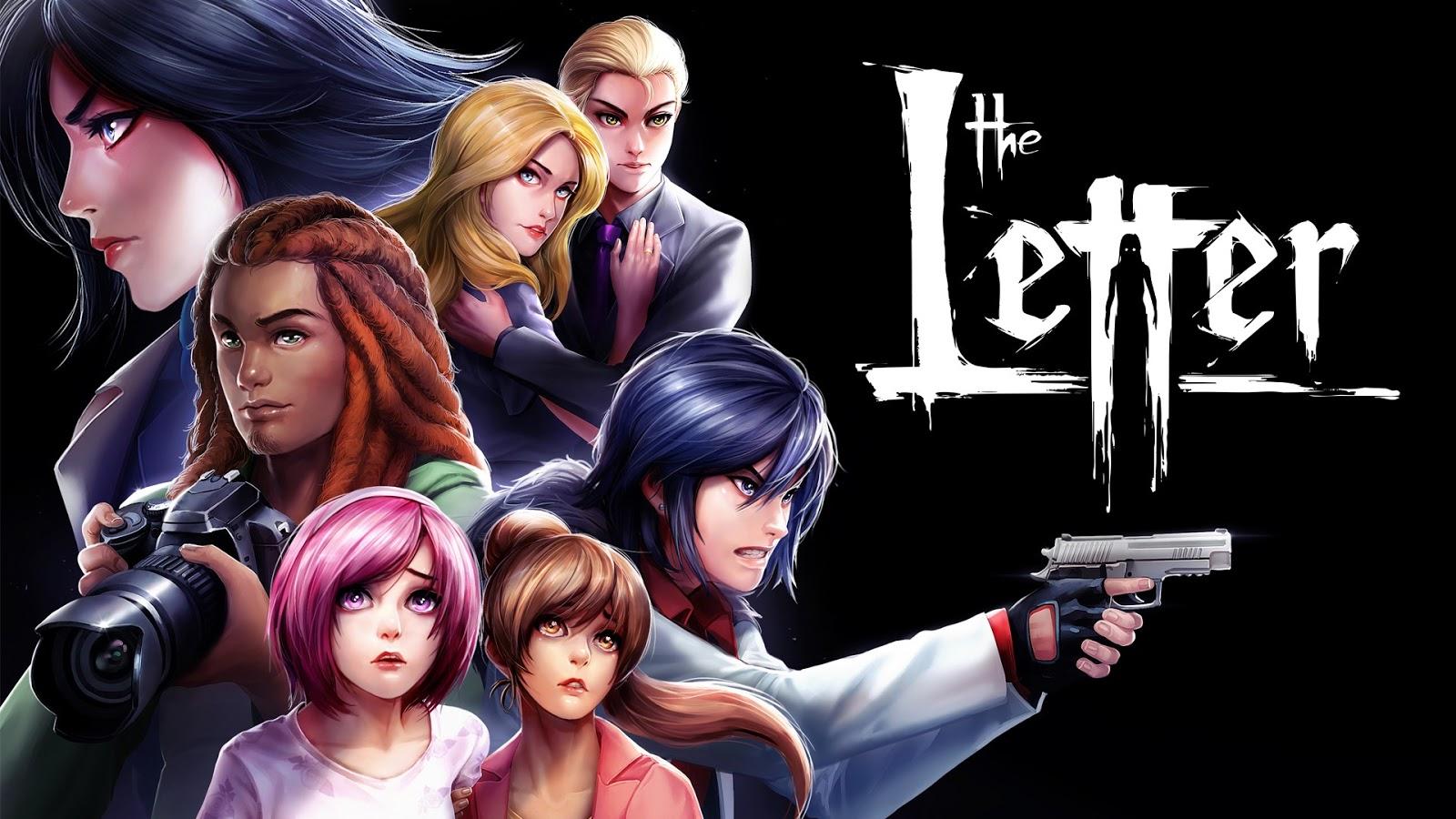 The Letter - Horror Visual Novel Apk  Obb  Data  Review -9666