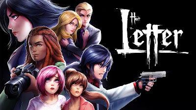 Game Visual Novel adalah genre yang mungkin kurang di minati The Letter - Horror Visual Novel apk + obb + data