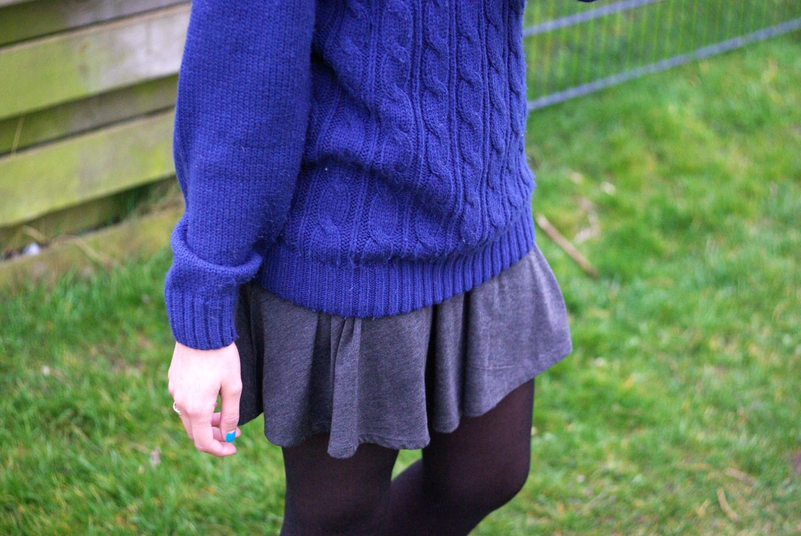 OUTFIT/ OH HE SKIRT