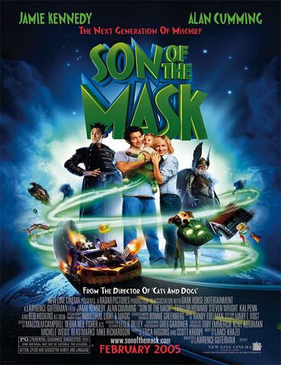 Ver El hijo de la máscara (La máscara 2) (2005) Online