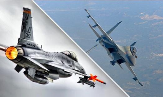 F-16 Pakistan VS SU-30 India, Indonesia Harus Bangga Punya Pesawat ini