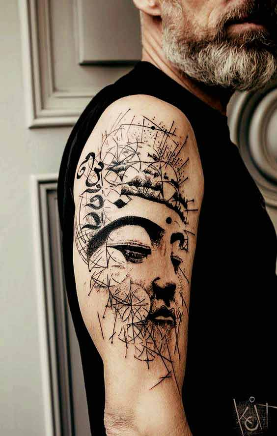 top 60 eye catching tattoos for men with meaning