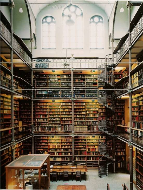 Rijksmuseum-Research-Library