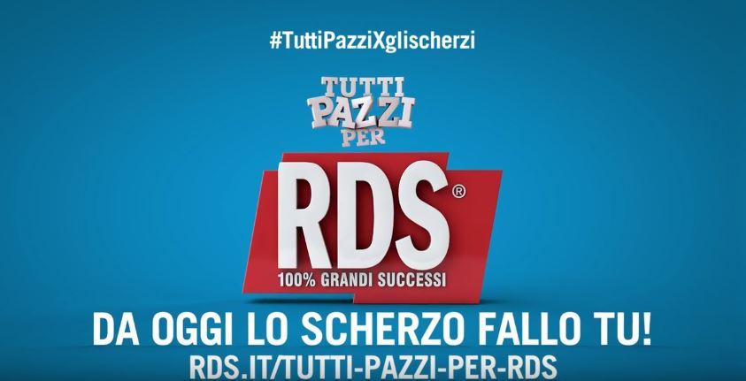 Canzone RDS pubblicità con Rossella Brescia - Musica spot Novembre 2016