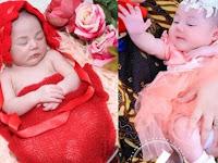 Bayi Pasangan Artis Ini Baru Berusia 1 Bulan Tapi Sudah Curi Perhatian Netizen