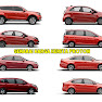 Senarai Harga Kereta Proton 2020
