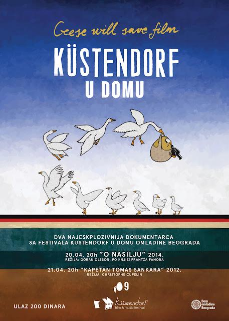 Kustendorf u Domu omladine Beograda