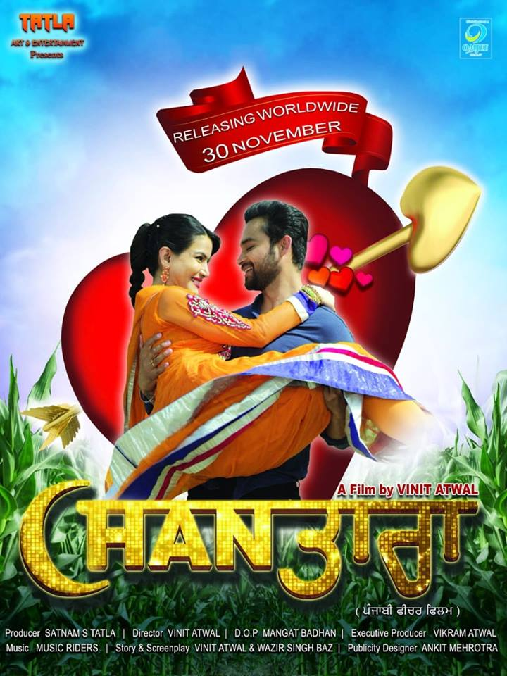 Chan Tara 2018 Punjabi 450MB HDRip 480p Free Download
