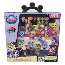 Littlest Pet Shop Pet Fest Kendall Mann (#4147) Pet