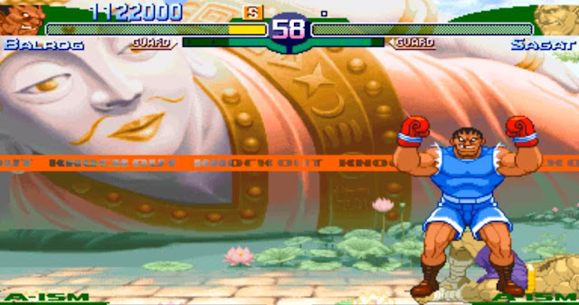 Street Fighter Alpha 3 Balrog