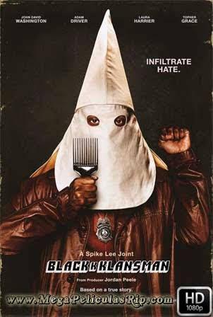 Infiltrado En El KKKlan [1080p] [Latino-Ingles] [MEGA]