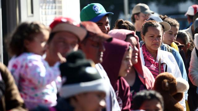 """Trump: """"Comenzaremos a recortar las ayudas a Guatemala, Honduras y El Salvador"""""""
