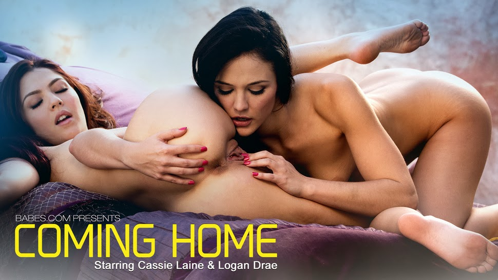 Babes2-28 Cassie Laine & Logan Drae - Coming Home 06280