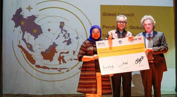 British Council dan HSBC Siapkan Kualitas Generasi Muda Indonesia