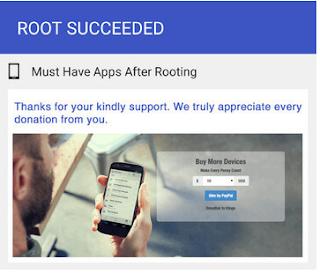 Cara Root Android Tanpa Komputer (APK ROOT tanpa PC), Begini langkahnya
