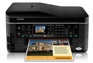 Epson WorkForce 645 Driver for windows, Epson WorkForce 645 Driver for mac, Epson WorkForce 645 wireless setup