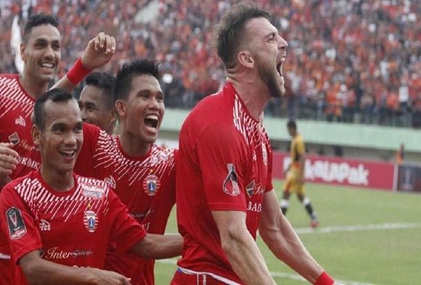 PSMS Medan Kembali Menelan Kekalahan Atas Persija Jakarta 1-0