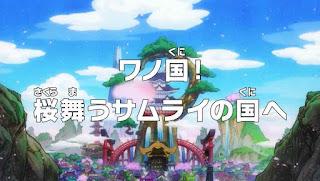 One Piece Episódio 892