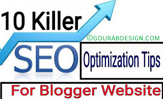 10 killer seo optimization tips for blogger website