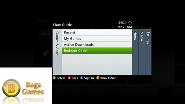 Xbox Live Free Gift Codes