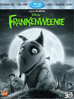 Frankenweenie (2012) una película de Tim Burton