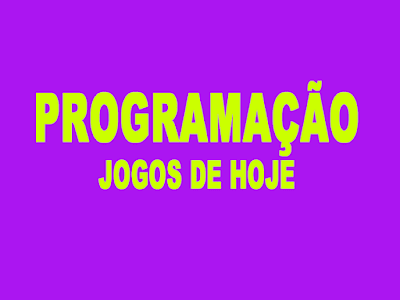 Confira quem joga hoje na TV Globo