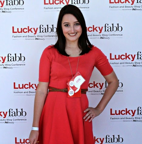 Lucky FABB Blogger outfit