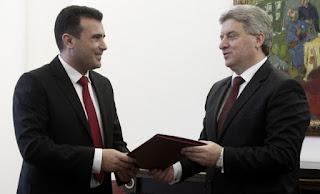 Βαθαίνει το χάσμα ανάμεσα σε Ζaev και Ivanov στα Σκόπια