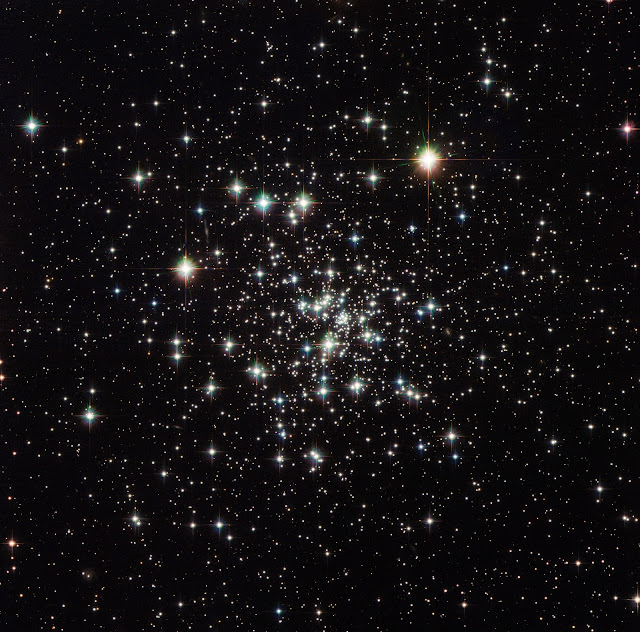 Globular Cluster NGC 6535