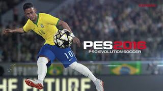 Pro Evolution Soccer ( PES ) 2016 Apk + Data For Android Terbaru