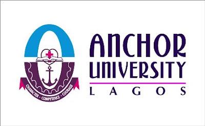 Anchor University UTME Admission Form 2018/2019