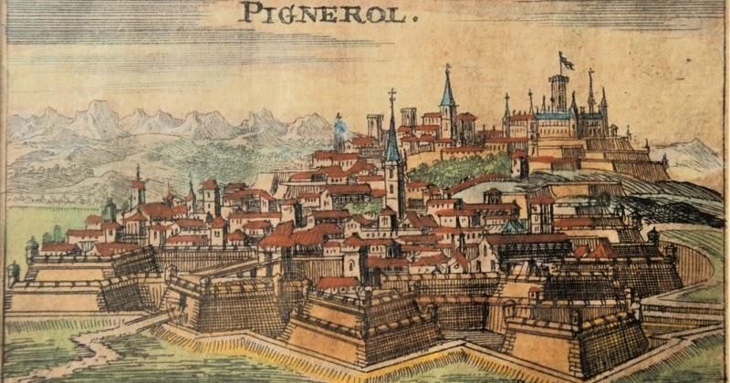 A Pinerolo una delle logge più antiche d'Italia