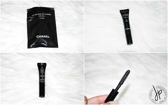 sample mascara