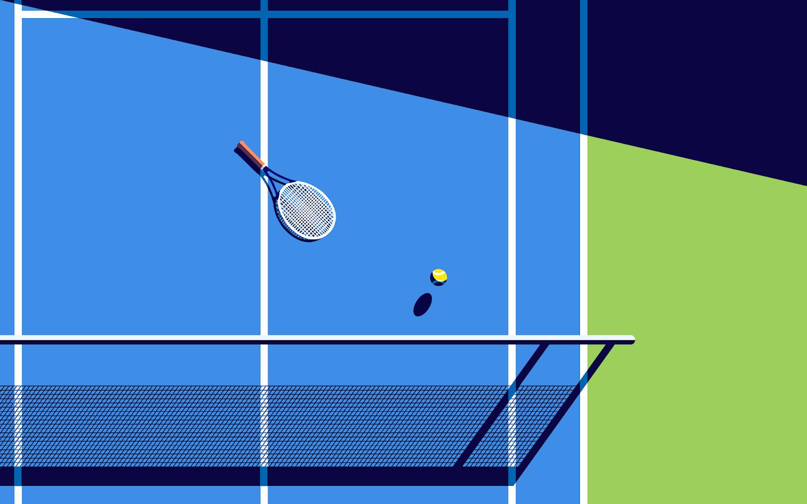 minimalist wallpaper sport
