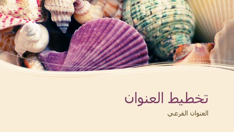قوالب بوربوينت عربية جاهزة للكتابة عليها 2021 Free Powerpoint Templates Arabic