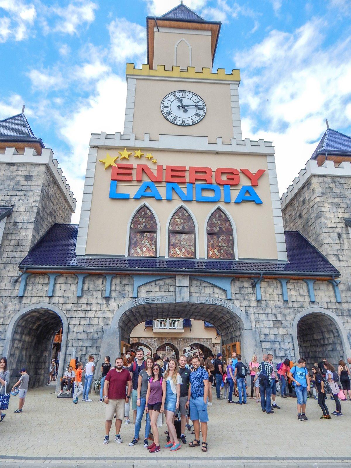 2 enerylandia atrakcje dla rodzin dla dzieci dla starszych czy warto ile kosztuje bilet jak dojechać recenzja opinie strach boję się roller coaster karuzele strefa wodna speed water coster pokazy lista