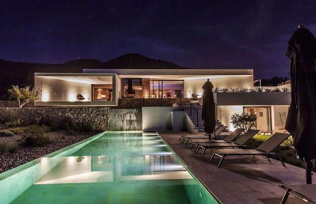 casa de vacaciones para alquilar en Ibiza chicanddeco