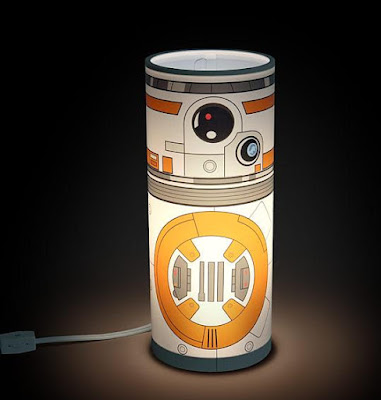BB-8 Desktop Accent Lamp