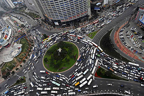 Jepang Ajari Indonesia Atasi K5 Cara Jepang Ajari Indonesia Atasi Kemacetan, Terbukti Ampuh..!emacetan